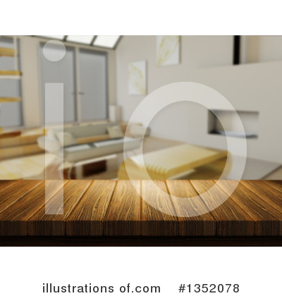 Furniture Clipart #1352078 by KJ Pargeter