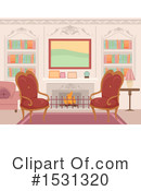 Living Room Clipart #1531320 by BNP Design Studio