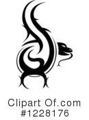 Lizard Clipart #1228176 by dero