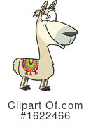 Llama Clipart #1622466 by toonaday