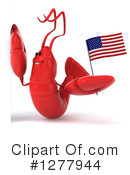 Lobster Clipart #1277944 by Julos