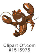 Lobster Clipart #1515975 by Pushkin