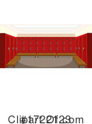 Locker Room Clipart #1722123 by Graphics RF