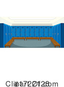 Locker Room Clipart #1722128 by Graphics RF