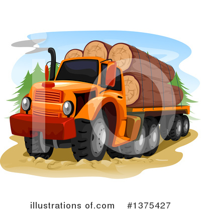 Transportation Clipart #1375427 by BNP Design Studio