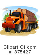 Logging Clipart #1375427 by BNP Design Studio
