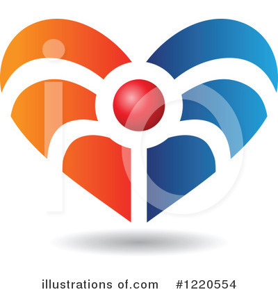 Heart Clipart #1220554 by cidepix