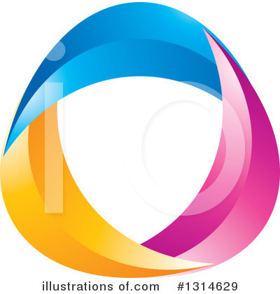 Royalty-Free (RF) Logo Clipart Illustration by Lal Perera - Stock Sample #1314629