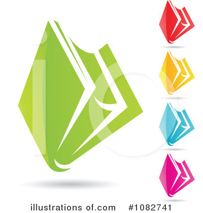 Royalty-Free (RF) Logos Clipart Illustration by cidepix - Stock Sample #1082741