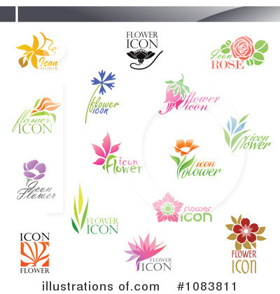 Royalty-Free (RF) Logos Clipart Illustration by elena - Stock Sample #1083811