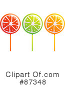 Lollipop Clipart #87348
