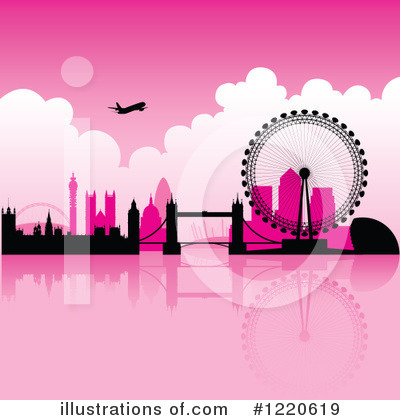 London Clipart #1220619 by cidepix