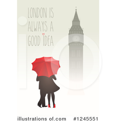 London Clipart #1245551 by Eugene