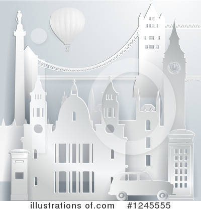 Royalty-Free (RF) London Clipart Illustration by Eugene - Stock Sample #1245555