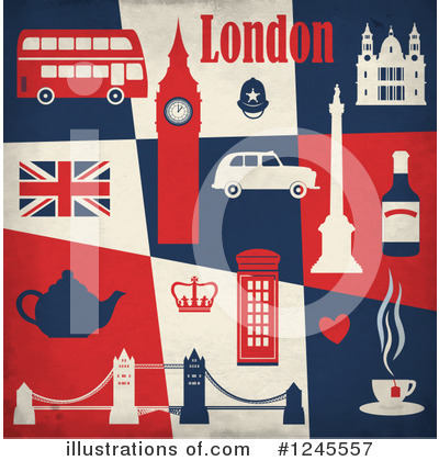 Union Jack Clipart #1245557 by Eugene