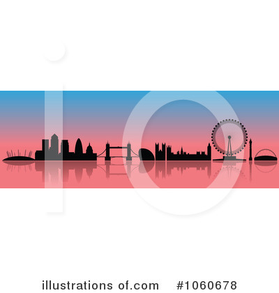 London Clipart #1060678 by cidepix