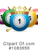 Royalty-Free (RF) Lottery Clipart Illustration #1083656