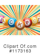 Royalty-Free (RF) Lottery Clipart Illustration #1173163