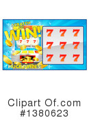 Lottery Clipart #1380623