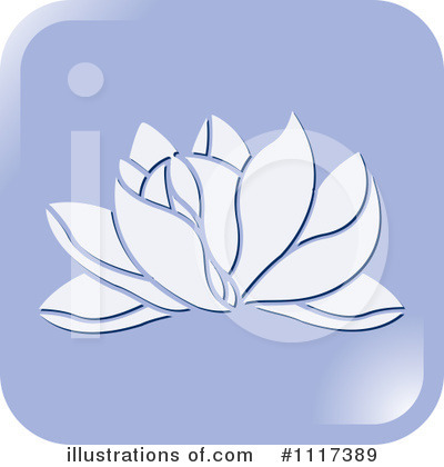 Lotus Clipart #1117389 by Lal Perera