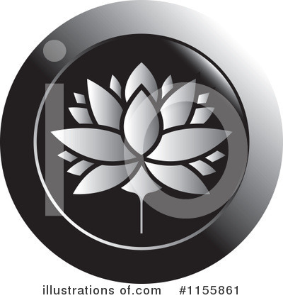 Lotus Clipart #1155861 by Lal Perera
