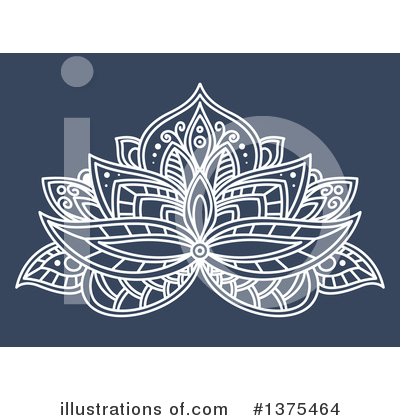Lotus Clipart #1375464 by Vector Tradition SM