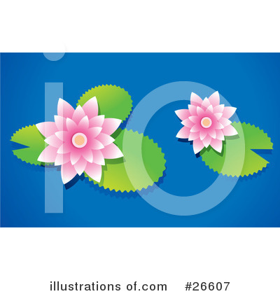 Lilies Clipart #26607 by NoahsKnight