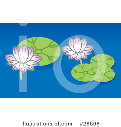 Lilies Clipart #26608 by NoahsKnight