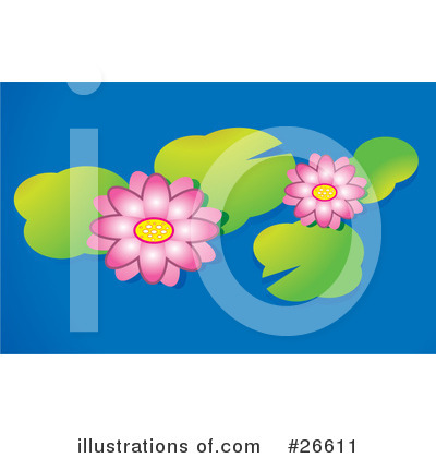 Lilies Clipart #26611 by NoahsKnight