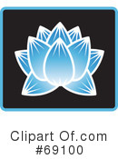 Lotus Flower Clipart #69100