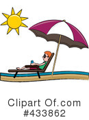 Lounge Chair Clipart #433862 by Pams Clipart