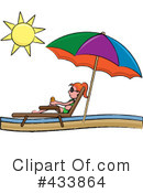 Lounge Chair Clipart #433864 by Pams Clipart