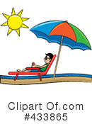 Lounge Chair Clipart #433865 by Pams Clipart
