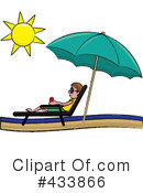 Lounge Chair Clipart #433866 by Pams Clipart