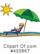 Lounge Chair Clipart #433867 by Pams Clipart