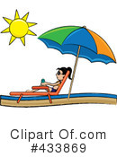Lounge Chair Clipart #433869 by Pams Clipart