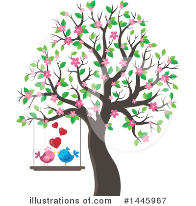 Heart Clipart #1445967 by visekart