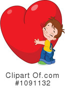 Royalty-Free (RF) Love Clipart Illustration #1091132
