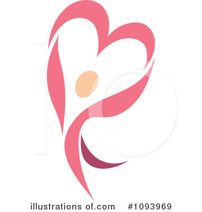 Heart Clipart #1093969 by elena