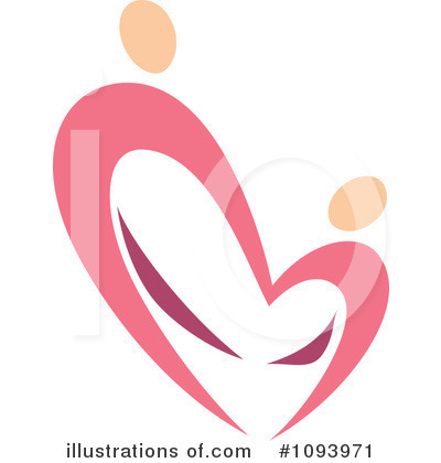 Heart Clipart #1093971 by elena
