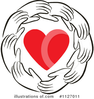 Love Clipart #1127011 by Johnny Sajem