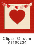 Royalty-Free (RF) Love Clipart Illustration #1160234