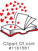 Royalty-Free (RF) Love Clipart Illustration #1161551