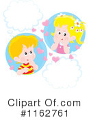 Royalty-Free (RF) love Clipart Illustration #1162761
