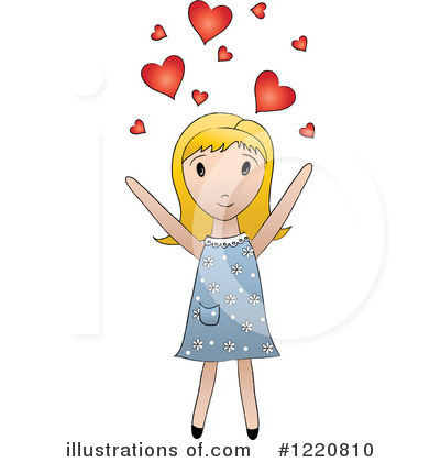 Valentines Day Clipart #1220810 by Pams Clipart