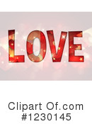 Love Clipart #1230145 by KJ Pargeter