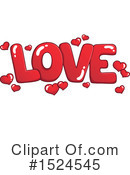 Love Clipart #1524545 by visekart