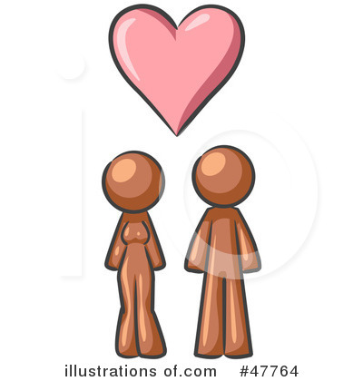 Heart Clipart #47764 by Leo Blanchette