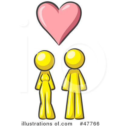 Heart Clipart #47766 by Leo Blanchette
