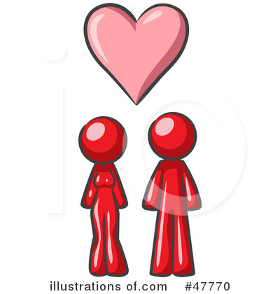 Heart Clipart #47770 by Leo Blanchette